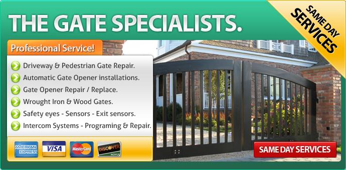 Gate Repair Garden City CO